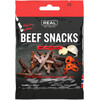 Real Turmat Beef Snacks Chili & Garlic 25g